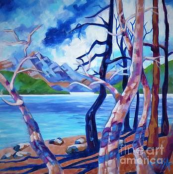 Waterton Blues by Elissa Anthony