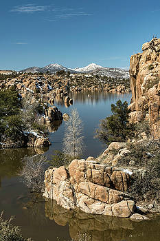 Watson Lake 5 by Tom Clark