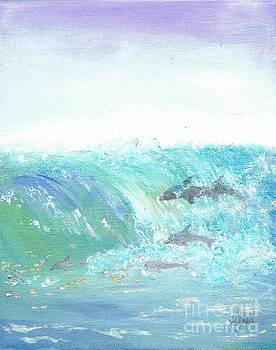 Wave Front by Karen Jane Jones
