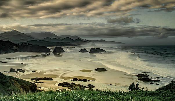 Waves, Mist, Clouds by Don Schwartz