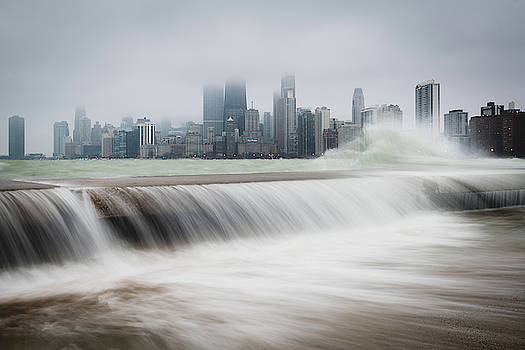 Waves of the Windy City by Josh Eral