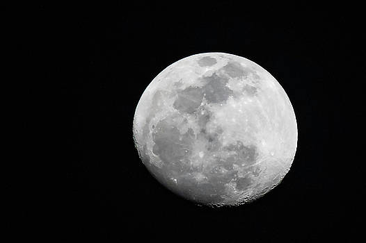 Waxing Gibbous by Thomas Kallmeyer
