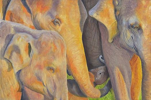 We Are Family by Deborah Butts