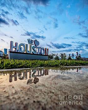 We Heart Houston by Habashy Photography