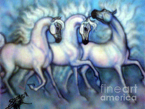 We Three Kings by Stacey Mayer