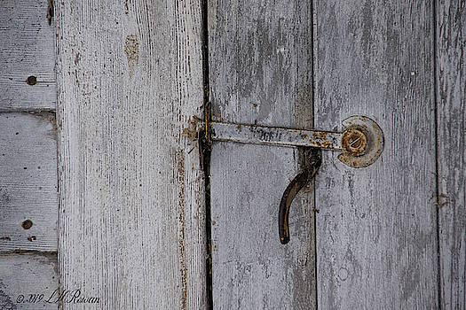 Weathered Lift Latch Detail by Images Undefined