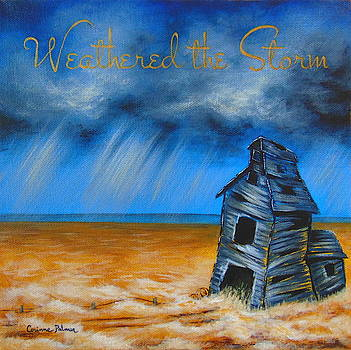 Weathered the Storm by Corinne Palmer