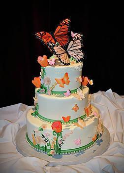 Wedding Cake by Savannah Gibbs