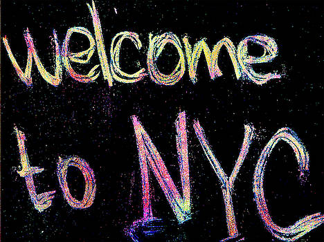 Welcome to NYC Number 7 by Ben Stein