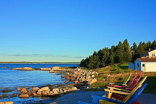 Welcome to Peggy's Cove by Tatiana Travelways