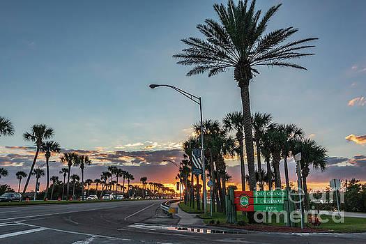 Welcome to Port Orange Florida by Edie Ann Mendenhall