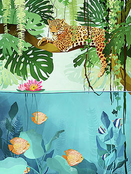 Welcome to the Jungle by Goed Blauw