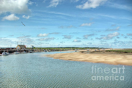 Wells Harbour by John Edwards