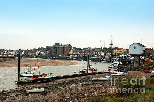 Wells next the sea by John Edwards