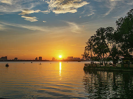 Asia Visions Photography - West Lake Sunset E