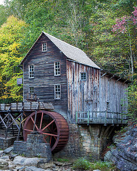 West Virgina Mill by John Daly