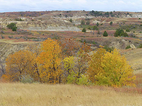 Western Edge September by Cris Fulton