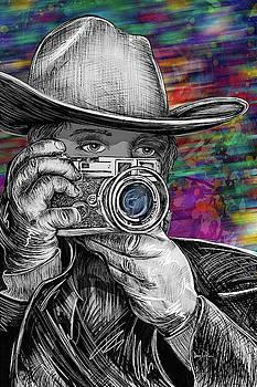 Western Rangefinder by Doug LaRue