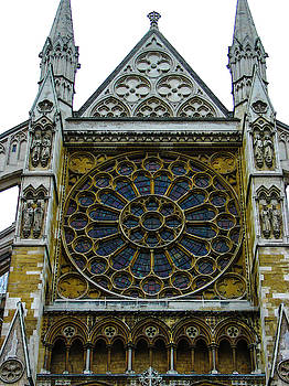 Westminster Abbey 2 by Paul Croll