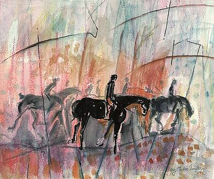 Wet Riders by Mary Armstrong