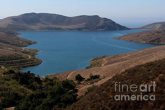 Whale Rock Reservoir by Katherine Erickson