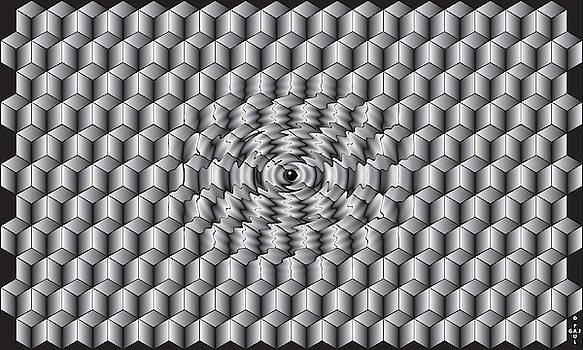 What Does AI Look Like To AI by Paul Gaj