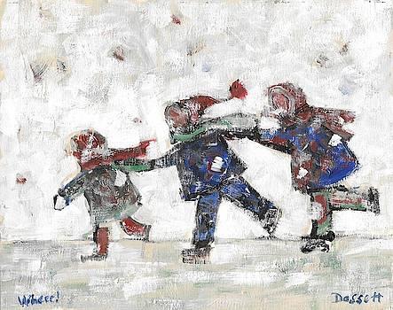 Wheee by David Dossett