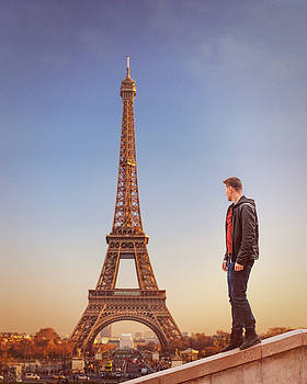 When in Paris by Chris Thodd