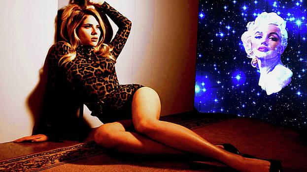 When Scarlet Johansson Dreams of Marilyn Monroe by Ben Stein