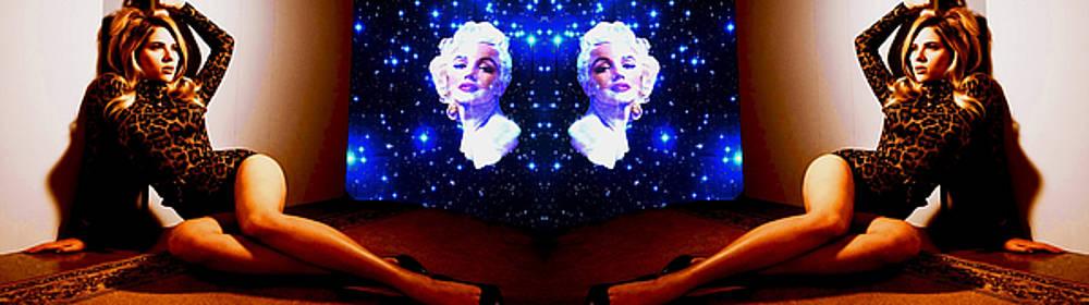 When Scarlet Johansson Dreams of Marilyn Monroe in Stereo by Ben Stein