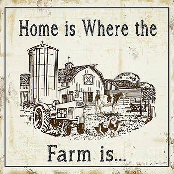 Where The Farm Is A by Jean Plout