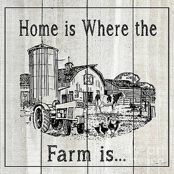 Where The Farm Is B by Jean Plout