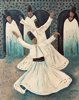 Whirling Ceremony by Mariam C