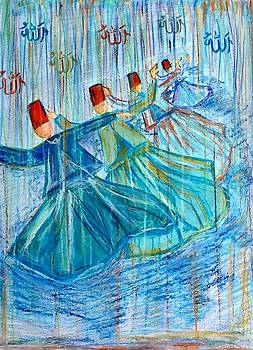 Whirling Under Love by Mariam C