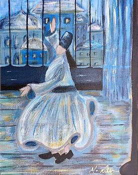Whirling with a View by Mariam C