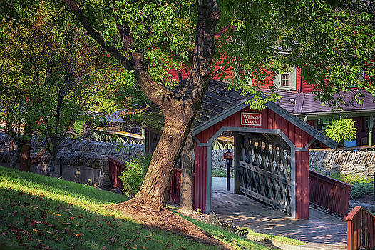 Susan Rissi Tregoning - Whisky Creek Covered Bridge
