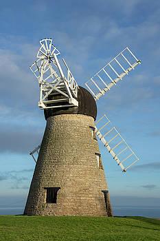 Whitburn windmill by Steev Stamford
