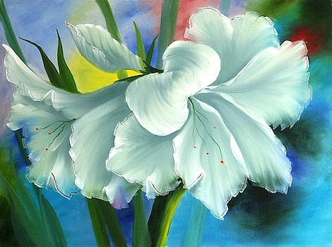 White Beauty by Anne Kerr