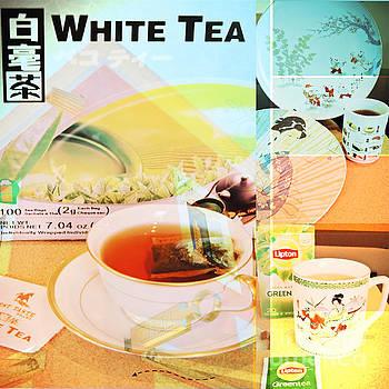 White Tea Blend  by Karen Francis