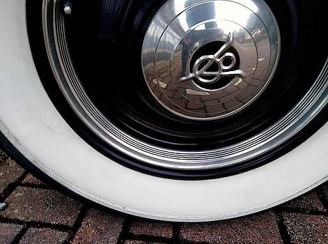 White-Wall Tyres by Nik Watt