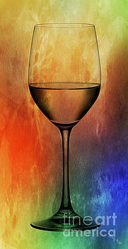 White Wine Solution by Billy Knight