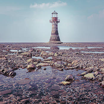 Whiteford Point Lighthouse by Elliott Coleman