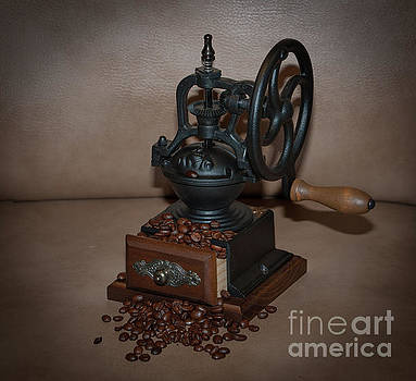 Dale Powell - Whole Bean Manual Coffee Grinder