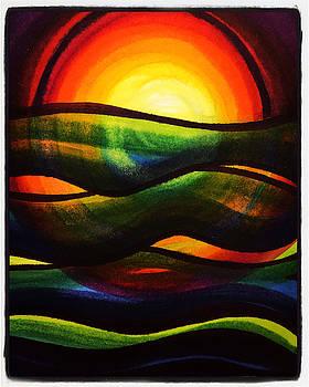 Wholeness by Vonda Drees