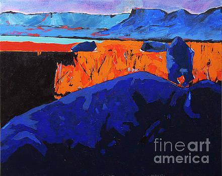 Wichita Blue by Hilton McLaurin