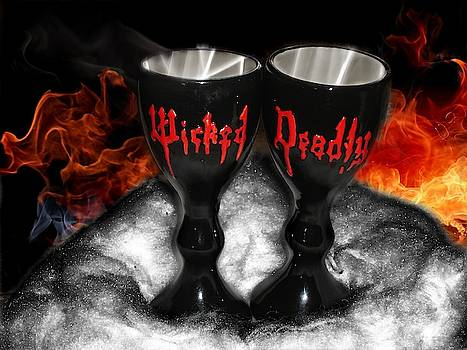 Wicked and Deadly by Yvonne Sewell