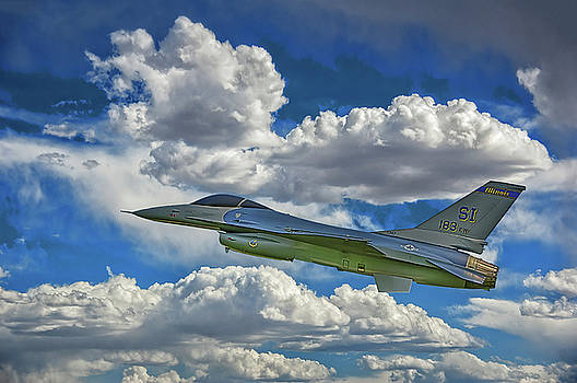 Wild Blue Yonder by Kirk Sewell
