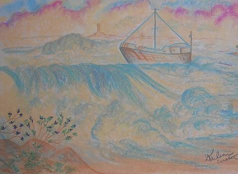 Wild Waters by Darlene Custer