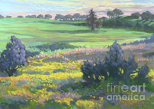 Wildflower Spring by Rhett Regina Owings