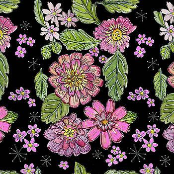 Wildflowers by Blenda Studio